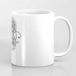 Equanimity / 1 Peter 5:7 Coffee Mug