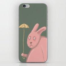 Sad Bunny  iPhone & iPod Skin