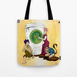 Caffiends: The Aficionado, the Cat, and the Spaz Tote Bag