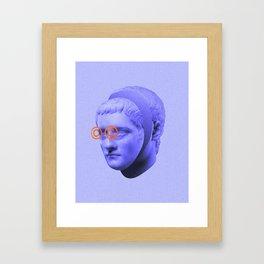Copyright Framed Art Print