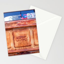 The old Ford Stationery Cards