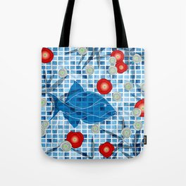 By The Pool !! Tote Bag