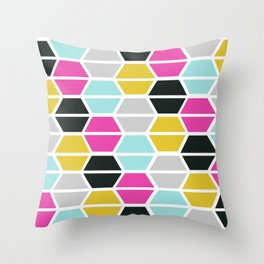 Tile Me Up #2 Throw Pillow