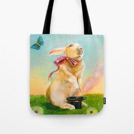 Sherbet Bunny  Tote Bag