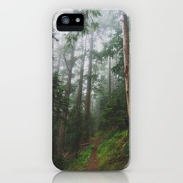 The Gorge - Pacific Crest Trail, Oregon iPhone Case