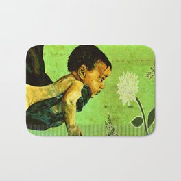 BEE tween worlds - infinity Bath Mat