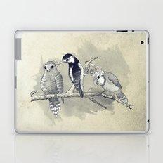 The Tree Stooges Laptop & iPad Skin