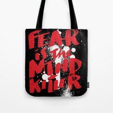 mind killer Tote Bag