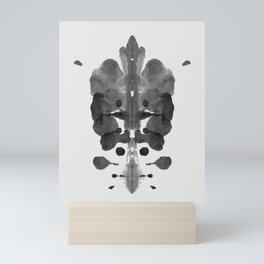 Form Ink Blot No. 31 Mini Art Print