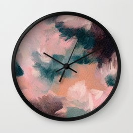 Caviar Dreams Wall Clock