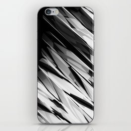 Abstract Pattern B&W1 iPhone Skin