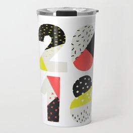 2018 Travel Mug
