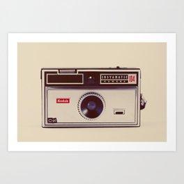 Instamatic Art Print