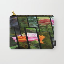 Pink Roses in Anzures 5  Tinted 1 Carry-All Pouch