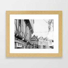 Canter-be! Framed Art Print