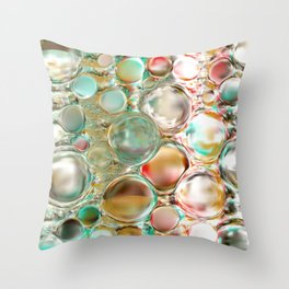 Beautiful Shine Throw Pillow