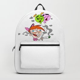 The Fairly HighParents Backpack
