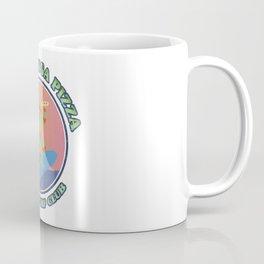 Ninja Turtles COWABUNGA PIZZA SURF CLUB Coffee Mug