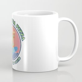 Ninja Turtles COWABUNGA PIZZA SURF CLUB Coffee Mug
