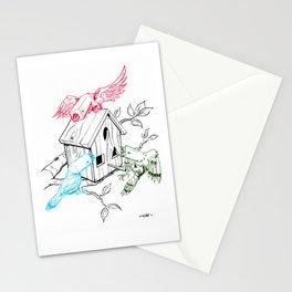 RGBirds Stationery Cards