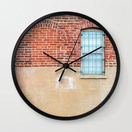 Pretty Prison Wall Clock