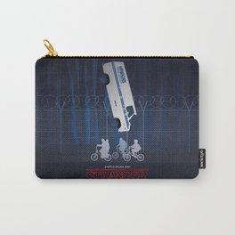 Stranger Things fan art Carry-All Pouch