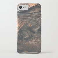 bon iver iPhone & iPod Cases featuring Bon by Emmylu