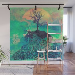 Sunshine and Tranquility Wall Mural