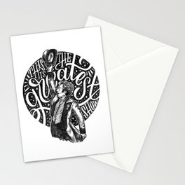 The Greatest Show Stationery Cards