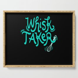Whisk Taker - Gift Serving Tray