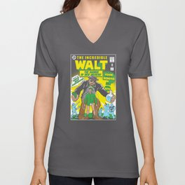 The Incredible Walt Unisex V-Neck