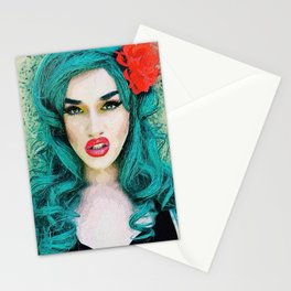 Adore Delano Stationery Cards