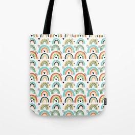 Rainbow Love Tote Bag