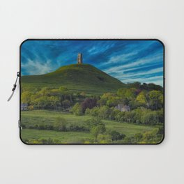 Glastonbury Tor Laptop Sleeve