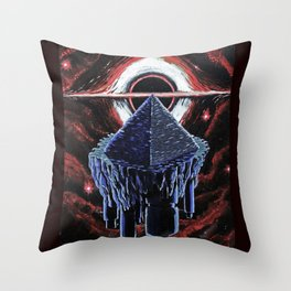 Ancient Astronauts Throw Pillow