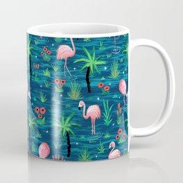 Flamingo Lake Coffee Mug