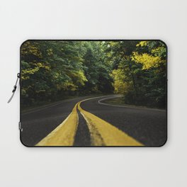 new england road Laptop Sleeve