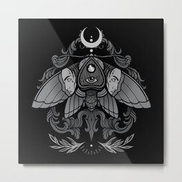 Witch's Soul Metal Print