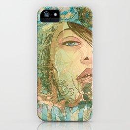 CINTA iPhone Case