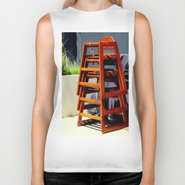 Take Me Higher Chairs Biker Tank