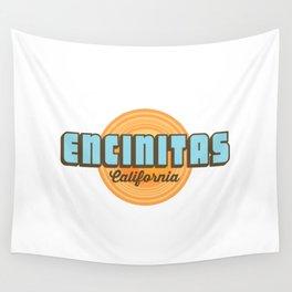 Encinitas - California. Wall Tapestry