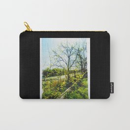 Springtime Yellows Carry-All Pouch