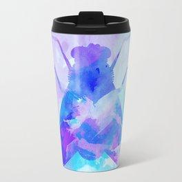 Abstract Fly Travel Mug