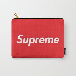 SUPREME BOX LOGO Carry-All Pouch