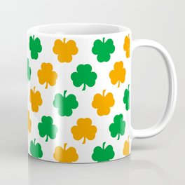 Irish Shamrocks Coffee Mug