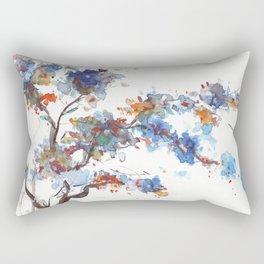 Buranchi III Rectangular Pillow