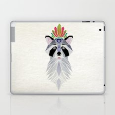 raccoon spirit Laptop & iPad Skin