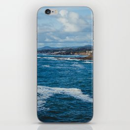 Oregon Coast Lookout Point iPhone Skin
