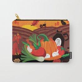 Un après-midi à la ferme : automne Carry-All Pouch