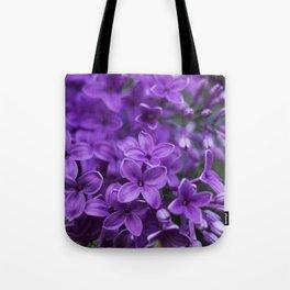 Lilac in Bloom Tote Bag
